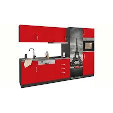 küchenzeilen küchenblöcke in rot preisvergleich moebel 24