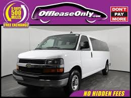 2016 Chevrolet Express Passenger For Sale In West Palm Beach FL