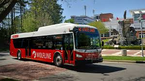 sustainable cus transportation nc state university