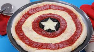 Nerdy Nummies Halloween Challenges by Captain America Pizza Nerdy Nummies Youtube