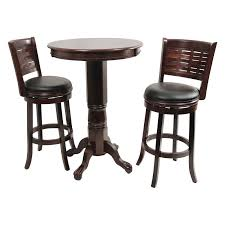 Boraam Augusta 3 Piece Pub Table Set - Cappuccino - Walmart.com Beecroft 305 Swivel Bar Stool Reviews Joss Main Cramco Inc Trading Company Nadia Five Piece Pub Table And Ikayaa Pinewood Top Round Height Adjustable Dinette Sets Contemporary Dinettes Tables Chairs Ding Room Total Fniture Kenosha Wi Greyleigh Joanne 29 Wayfair Find More Style And 2 For Sale At Up To 90 Off Stool Wikipedia Outdoor Wooden Tall Set Arihome Retro Chrome In Back With Lisa Fnitures 2545 Rocking Free Shipping How Build A Counter Curved Seat 10
