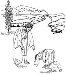 10 Lepers Colouring Pages Page 2