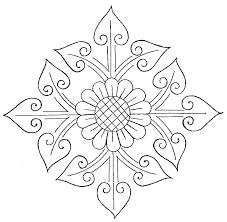 Free Embroidery Pattern Sunflower Cross