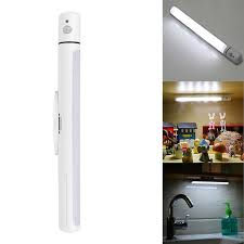 1pc ir rotatable motion sensor led light indoor lighting