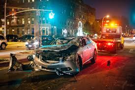 Single Vs. Multi-vehicle Accidents - New York, NY