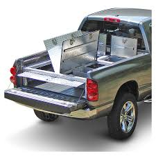 100 Pick Up Truck Tool Boxes DAMAR Deck Toyota Tundra 01 06 6025 Bed Box At