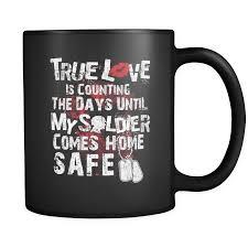 Army Wife Coffee Mug 11oz Black