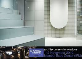100 Architects And Interior Designers ArchitectWork Istanbul 2019