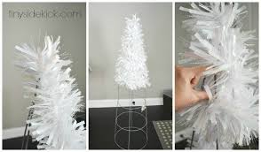Easy Tutorial To Make This Tall Garland Tree Add Your Modern Christmas Decor For