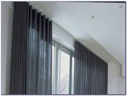 ceiling mount curtain track india ceiling home decorating