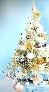Tropical Christmas Decorations Beach Tree Decorating Ideas