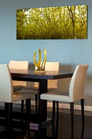 Elle Decor Sweepstakes And Giveaways by Amazing Dining Room Wall Art Colors On This Metal Print Are