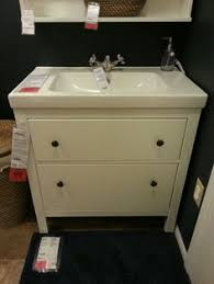 Ikea Sink Cabinet With 2 Drawers by Guest Bathroom Home Depot Behr Paint Antique Silver Home Tour