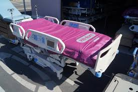 Used ICU Hospital Beds for Sale TotalCare Sport and TotalCare ICU Bed