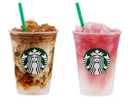 Starbucks New Frozen Slushies Might Be Even Better Than A Frappuccino