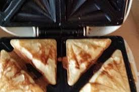 waffeln aus dem sandwichmaker