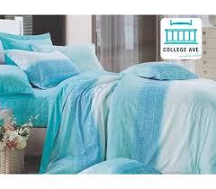 aqua sands twin xl comforter set college ave designer series