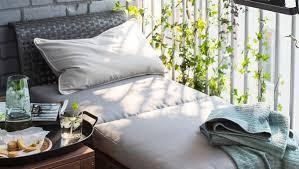 balkon gestalten tipps ideen gegen langeweile ikea schweiz