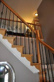 Wrought Iron Stair Spindles | We Supply Wrought Iron Balusters ... Image Result For Spindle Stairs Spindle And Handrail Designs Stair Balusters 9 Lomonacos Iron Concepts Home Decor New Wrought Panels Stairs Has Many Types Of Remodelaholic Banister Renovation Using Existing Newel Stair Banister Redo With New Newel Post Spindles Tda Staircase Spindles Best Decorations Insight Best 25 Ideas On Pinterest How To Design Railings Httpwww Disnctive Interiors Dark Oak Sets Off The White Install Youtube The Is Painted Chris Loves Julia