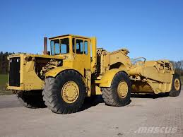 Used Caterpillar -830mb-sraper-tractor-curtis-wright-18m-pulled-sc ...