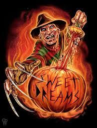 Freddy Krueger Pumpkin by A Nightmare On Elm Street Halloween Apparel Announced By Cavity