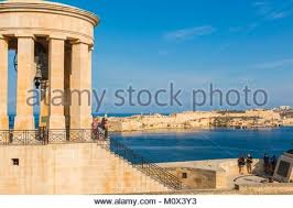 unesco siege valletta memorial fort ricasoli malta stock photo royalty free