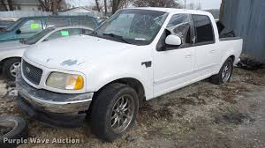 2001 Ford F150 SuperCrew Pickup Truck | Item DG9514 | SOLD! ...