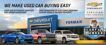 Ferman Chevrolet | New & Used Tampa Chevy Dealer Near Brandon