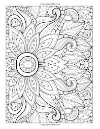 Printable Coloring Books 3 Pages To Relax Your Mind