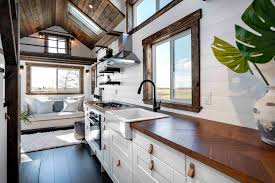 100 Design House Inside The Stylish Tiny House That Can Travel The Country