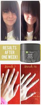 Best Hair Skin And Nails Supplement Review Nail 2018