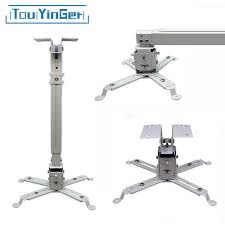 Ceiling Projector Mount Motorized by Popular Projector Mount Bracket Buy Cheap Projector Mount Bracket