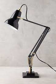 Crate And Barrel Rex Grey Desk Lamp by Anglepoise Original 1227 Desk Lamp Anthropologie 380 Lighting