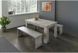tischgruppe münchen beton optik 140 bei poco kaufen
