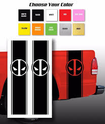 2018 For Deadpool Chevy Ford Dodge Pickup Truck Bed Stripes Decal ... 2018 For Deadpool Chevy Ford Dodge Pickup Truck Bed Stripes Decal Product 2 Z85 Sticker Parts For Silverado Or Gmc Flow 62018 Vinyl Decals Side Hood 3m Z71 Off Road Stickers Firefighter Edition 4x4 Fire Department Stickers American Flag Tailgate Inshane Designs Graphicschevy Shadow M Graphics Duramax Diesel Decals Blem Sierra 2013 Chevrolet 1500 Overview Cargurus