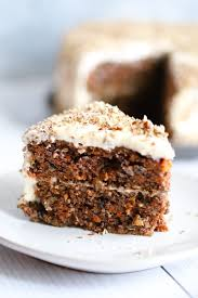 low carb carrot cake with cheese frosting