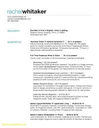 Bartender Resume Experience Examples New 23 Fresh Sample Of