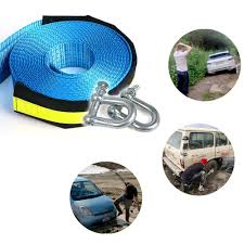 100 Tow Ropes For Trucks Buy Truck Van Emergency Green Nylon Strap Recovery Ing Rope