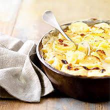 recette cuisine collective gratin dauphinois pour restauration collective