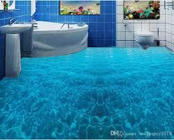 großhandel pvc vinyl bodenbelag badezimmer ozean wc badezimmer malerei pvc tapete wallpaper2018 43 auf de dhgate dhgate