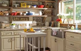 Create A Rustic Farmhouse Kitchen