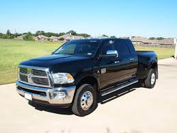 2011 Dodge Ram 3500 Hd Laramie Longhorn Mega Cab 4x4 Dually In ...
