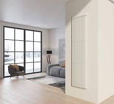 heizkörper vertikal säule aus stahl h 200 x 50 cm ideal für bad wohnzimmer und living