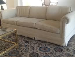 Replacement Sofa Pillow Inserts by How To Re Fill Sofa Cushions To Look Inviting Luxurious