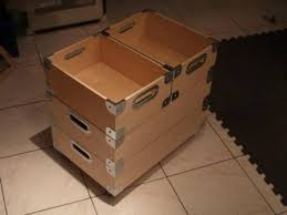 fabriquer boîte rangement coin de valise 2 faces