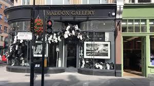 100 Westbourn Grove Maddox Gallery E London David Yarrow Photography