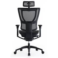 Staples Osgood Chair Brown by Eurotech Ioo Ergonomic Mesh Headrest Black Quill Com