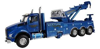 100 Towing Truck Games Amazoncom 150 Scale Western Distributing KW T880 Rotator Tow