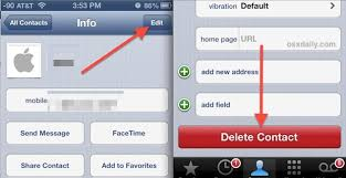 Delete Contacts from iPhone the Fast Way All or Individually