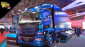 100 Mitsubishi Fuso Truck OTOBLITZ TV And Bus Corporation At Tokyo